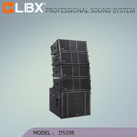 CLIBX DS208 Line Array Series Audio