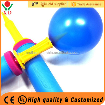 Factory price Balloon Pump Promotion Balloon Pump Balloon Inflator Hand Pump