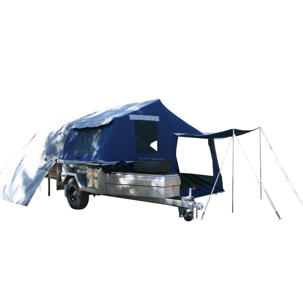 Model Off Road Caravan Kimberley Ecosuite  Bug Out Trailers  Pinterest