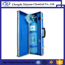 Oxygen Gas Cylinder Portable Medical Oxygen Bottle