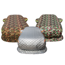 snowproof car cover windproof thickening car cover High quality heat insulation and hail protection