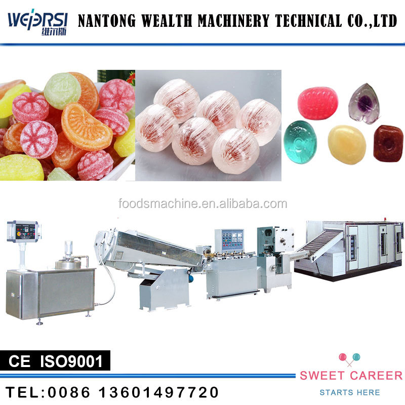 HARD CANDY CONFECTIONERY MACHINE