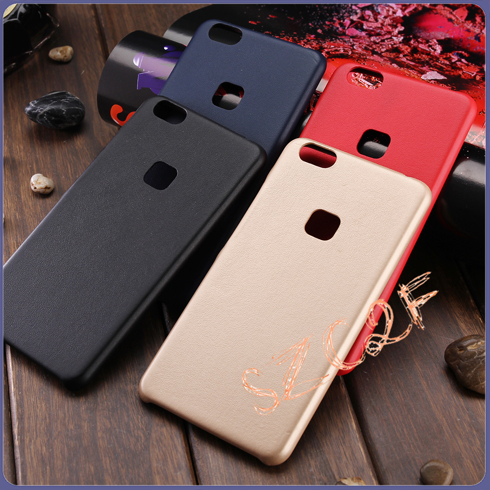 Reasonable Price Bonded Leather Mobile Phone Case for Vivo X6 Plus