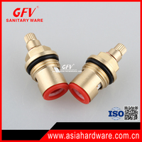 factory manufacture brass valve cartridge