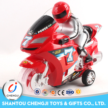 Professional 2channel musical gas powered rc motorcycles with light
