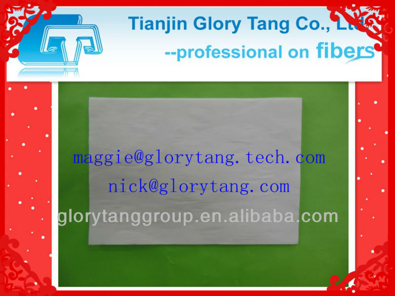 Viscose Polyester Nonwoven Spunlace Fabric