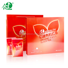 Hot Sale Healthy Food Warm Stomach Organic tea Top Quality Black Tea China Supplier