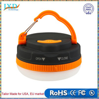 Handheld Hanging Battery Powered LED Tent Camping Light Lamp 5 Modes
