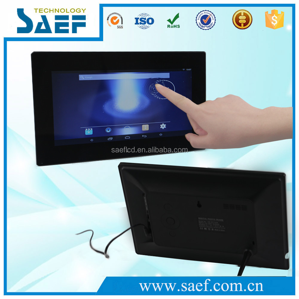 10 inch touch screen wifi gps reader tablet