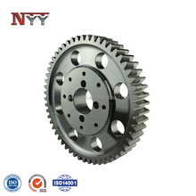 forged metal spur gear for power transmission