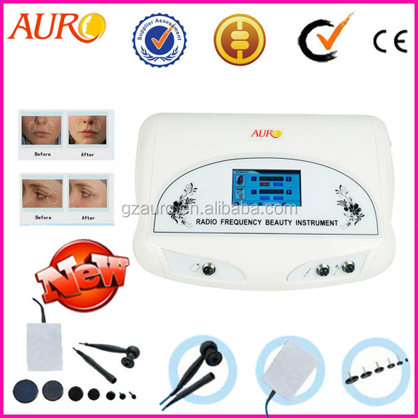 Au-23E HOT 2015 Radiofrequency electrode rf diathermy machinery