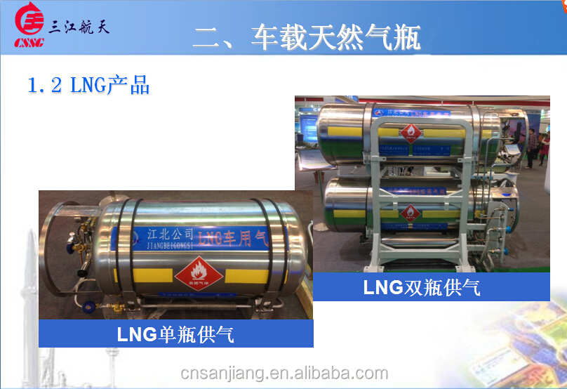 LNG <strong>cylinders</strong>