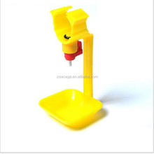 zisa factory yellow color automatic nipple drinker for chicken min order 1pieces