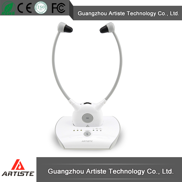 Hot Sale High Quality Deaf Hearing Aid headset can OEM