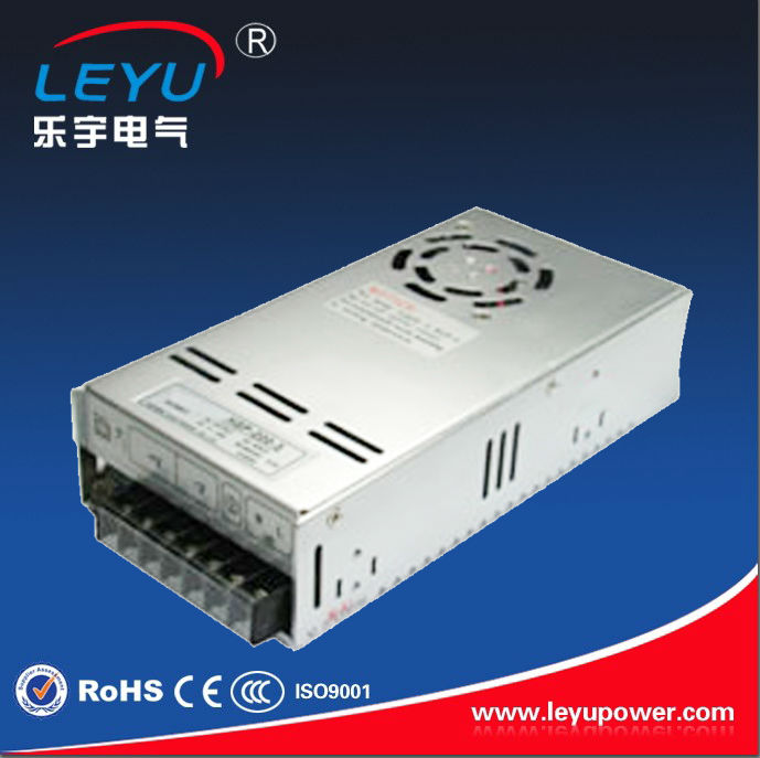 LEYU ac to dc 3.3v transformer 75w switching power supply SP-75-3.3 SMPS with PFC Function