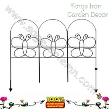 Metal Fence Easy Fence Single Or Multiple Lotus Garden Gence Path And Border Edging