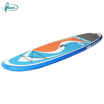 Popular multi-color pvc high speed windsurfing boards surfing sup stand up paddle board surfboard fins for sale