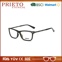 PRIETO eyewear latest new model tr90 optical spectacle frames china