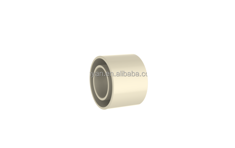 TY facturer good quality DIN standard CPVC plastic pipe Fittings Rubber Joint reducing ring rubber bushing for Water supply