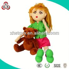 2013 China Wholesale Lovely Plush Candy Doll Models