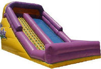 the newest inflatable slide