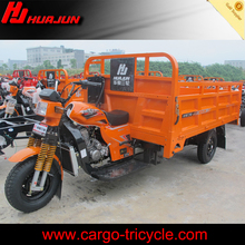 three wheel large cargo motorcycles/200cc tricycle/three-wheel vehicle