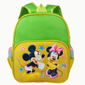 China Cheap Kids School Bag Polyester Backpack Printing Logo For Student