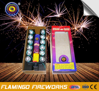 24 inch display shells firework