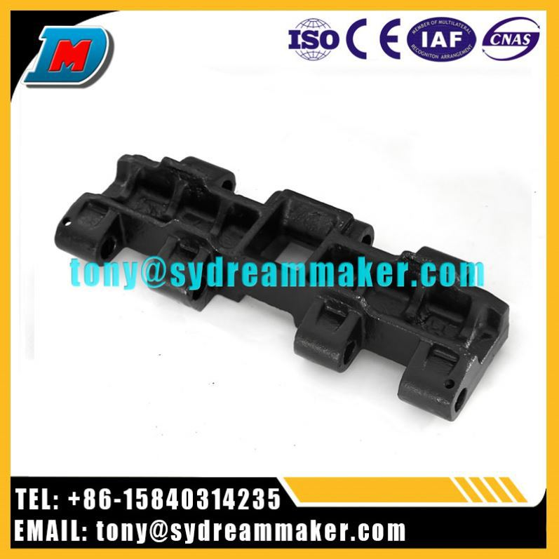 Low Cost prices road header SANY bulldozer track pad made in china