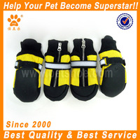 JML fashion style breathable mesh pet dog snow boots sport shoes and sneakers