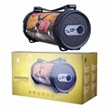 Rechargeable battery speaker with strap music speaker, wireless 10M range speaker music box