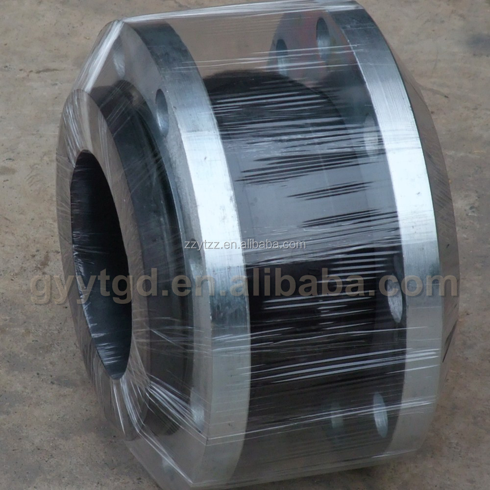 China Manufacturer Rubber Bellows Threaded Type Sleeve Expansion joint