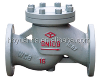 gost/russia standard carbon steel wcb lift check valve h41h-16/25/40c