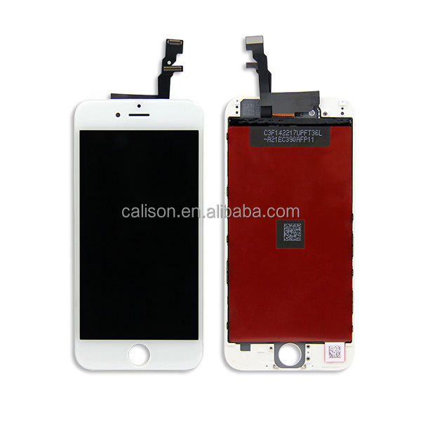Shenzhen OEM mobile lcds for iphone 6 LCD repair logic mother board 16gb 32gb 128gb