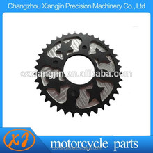 Brand new motorcycle chain and sprocket set for wholesales