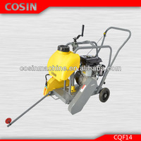 Cosin CQF14 cut off concrete saw, asphalt cutter, concrete road cutter