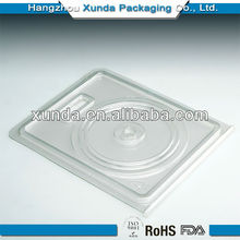 plastic blister CD packaging