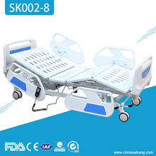 SK002-8 5-Function Electric Hospital Patient Bed With Remote Control