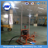 Hot Sale In Africa Home Use Water Well Portable Drilling Rig