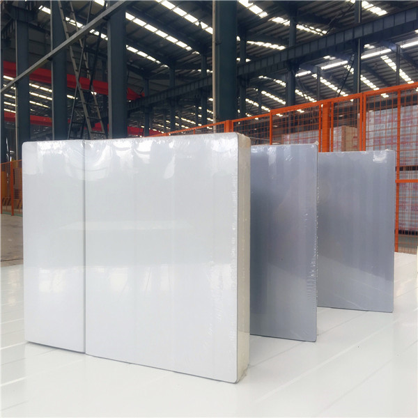 Decorative wall siding panel/pu sandwich panel/aluminum foam wall panel for prefabricated house