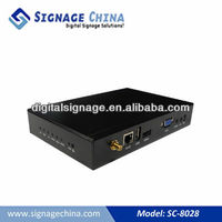 B/S DSM80 Management Software--SC8028 Digital Signage Networked Advertising Media Player