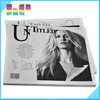 Colorful glossy magazine printing/ adult magazine with popular design
