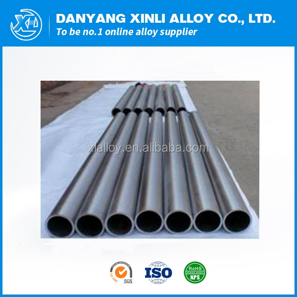 Nickel alloy Incoloy A-286 tube / pipe UNS S66286 & DIN W. Nr. 1.4980