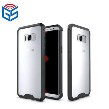 New Premium 2017 2 in 1 PC + TPU Air Hybrid Case For Samsung Galaxy S8 Plus