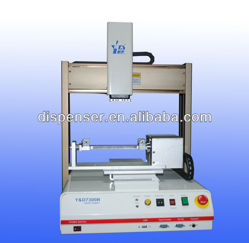 4-Axis Desktop Automatic Gluing Dispenser machine