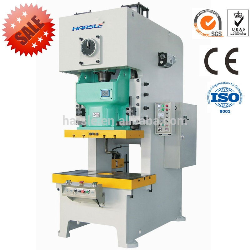 HARSLE factory JH21-160 pneumatic heat press machine