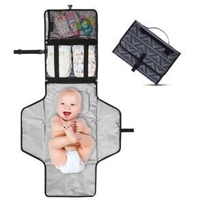 Portable baby diaper Changing Pad - Baby Diapering portable diaper changing pad