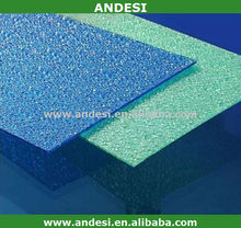 uv coated plastic diamond plate sheets