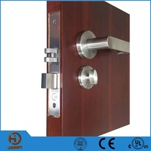 Latest Design Mortise Thumb Turn Door Lock With UL CE Certificates