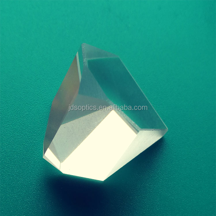 BK7/K9/fused silica/quartz triple prism for optical usage